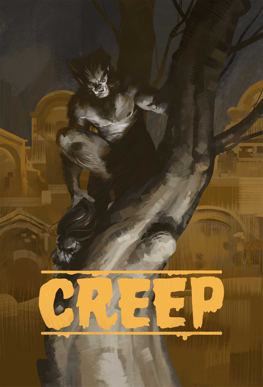 Creep – Tribute to Wolf-man