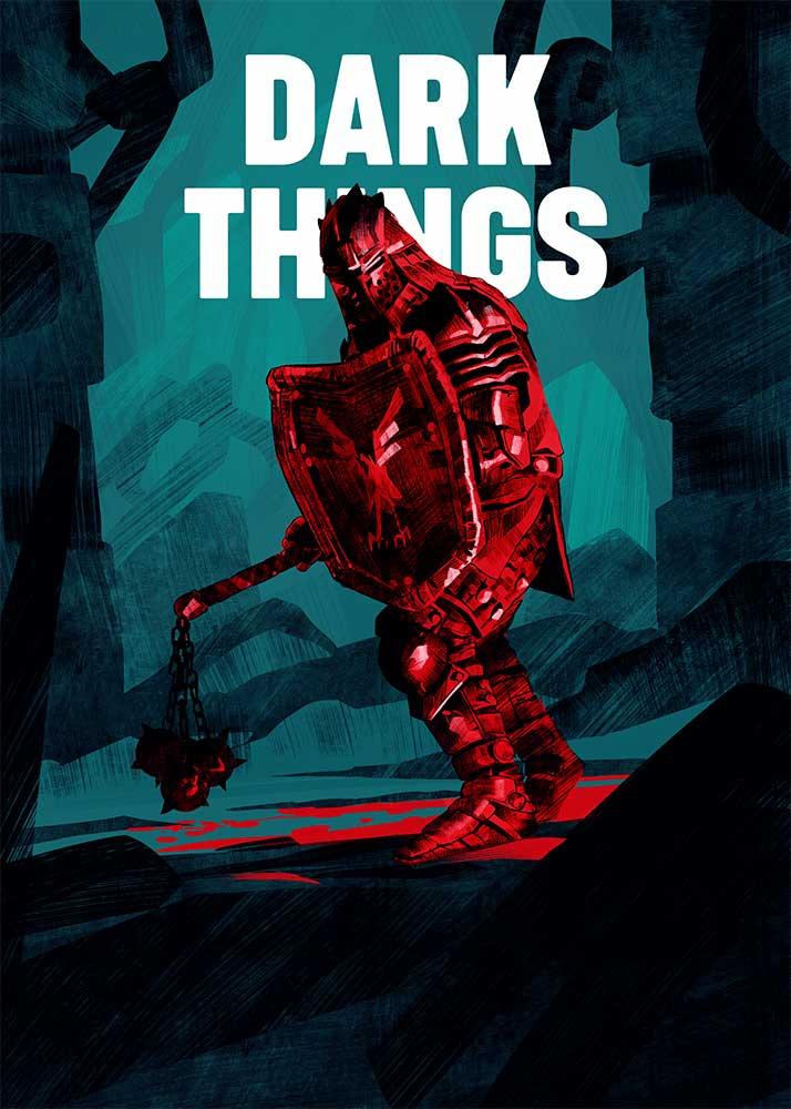 Dark Things – Red Knight