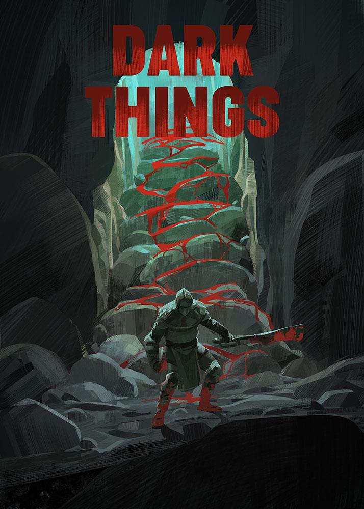 Dark Things – Bloody stairs