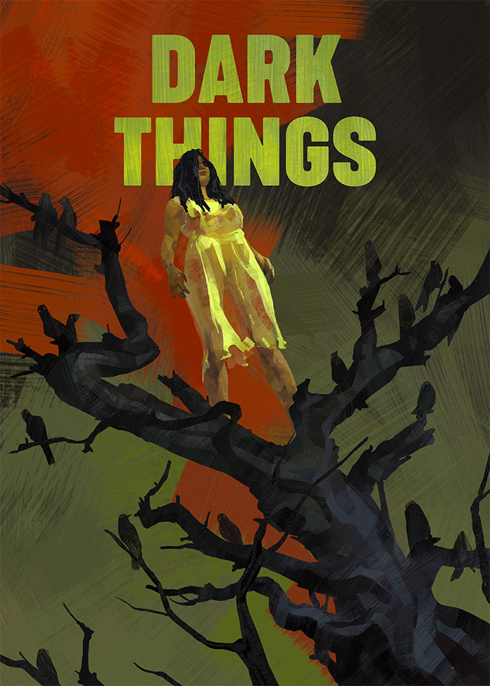 Dark Things – Ghost 'mam