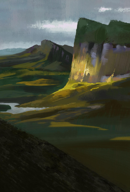 Just a landscape