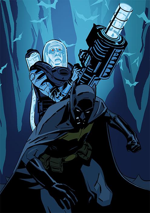Batman & Freeze