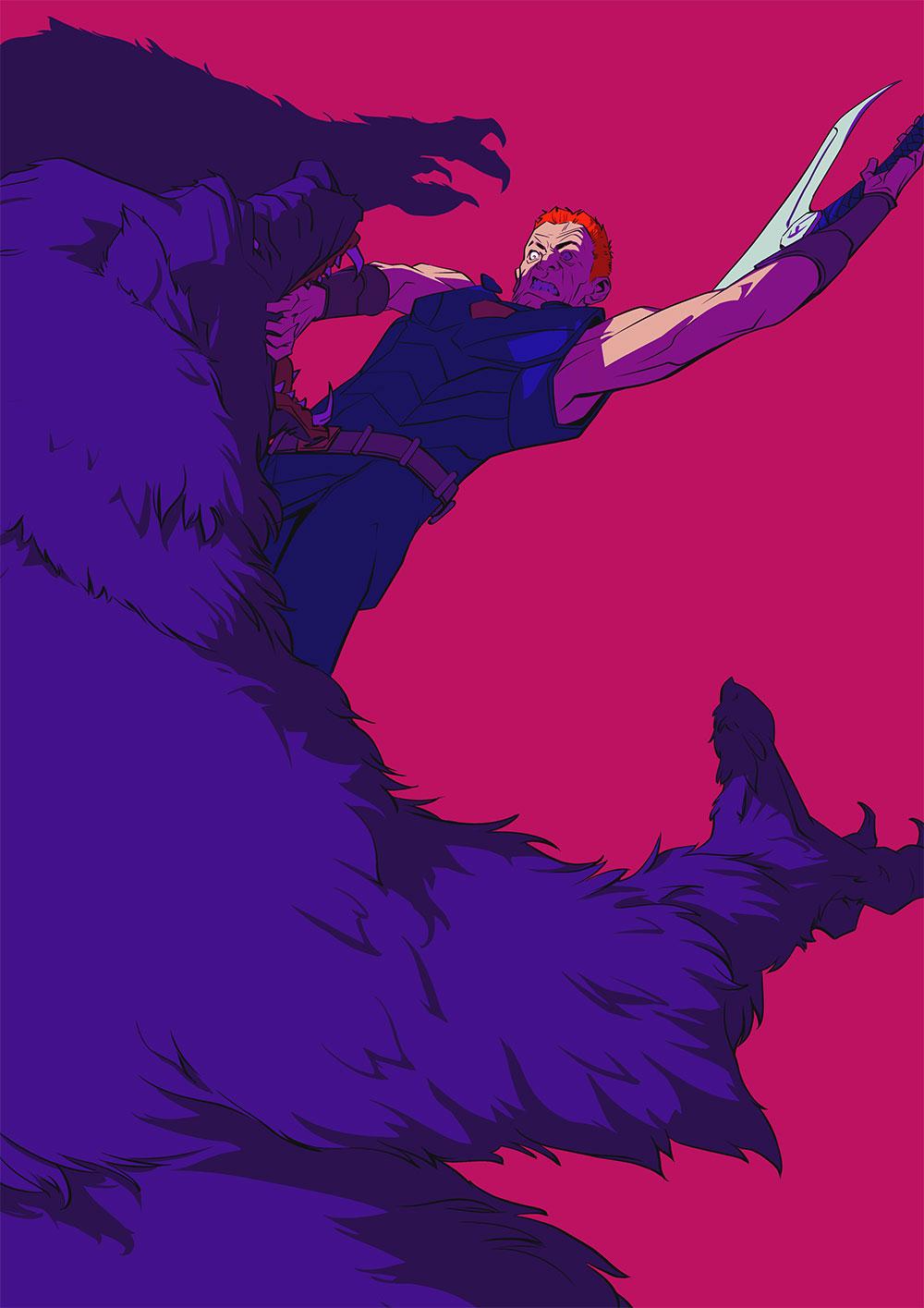 Bearfight
