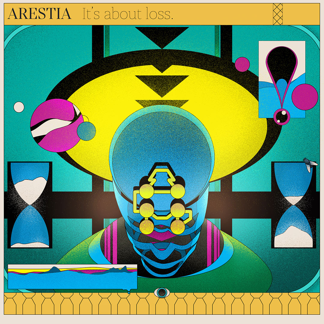 Arestia – It's about loss
