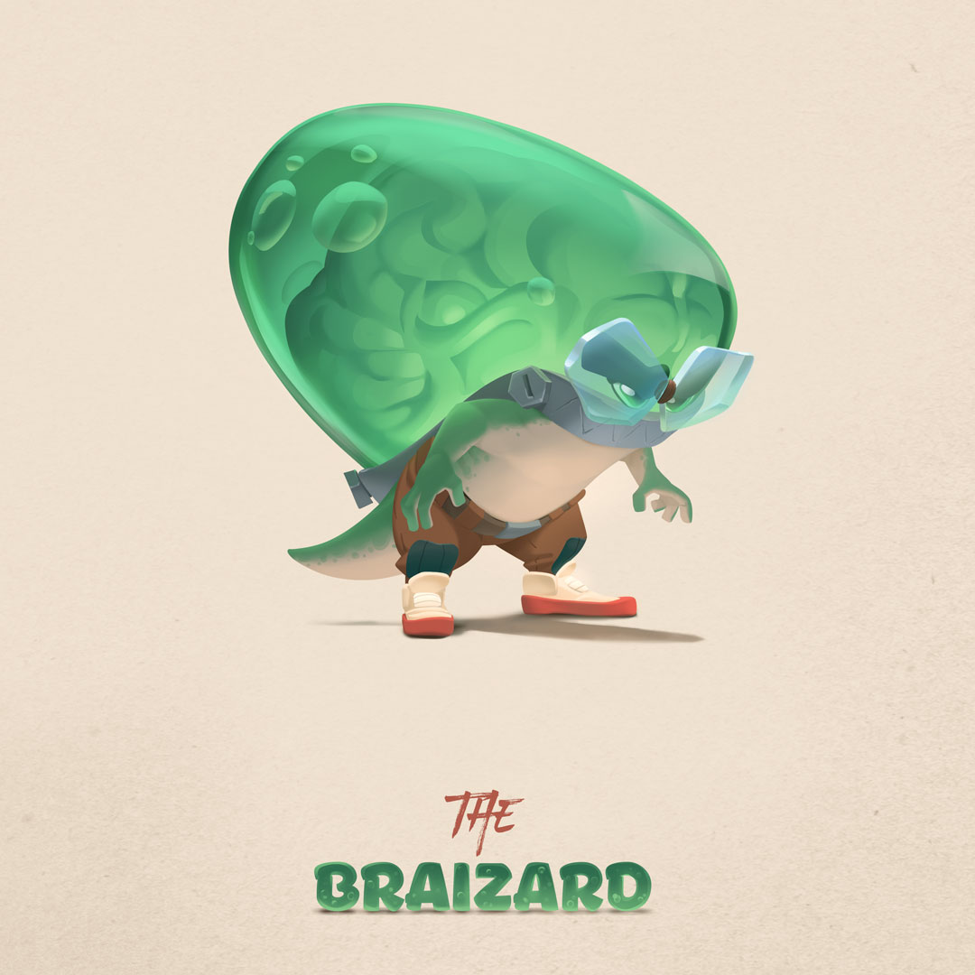 w34 2021 – the braizard